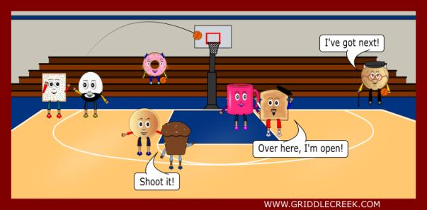 Design Indoor basketball