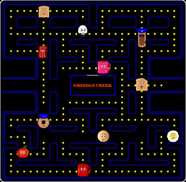 Design Pac Man