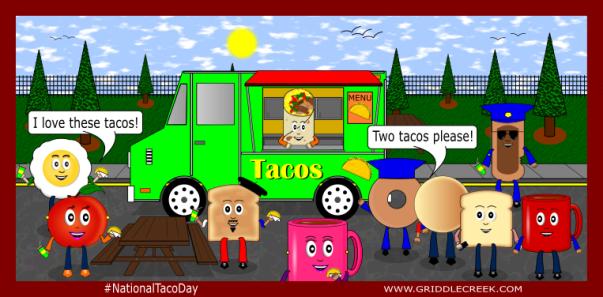 Design Taco Day