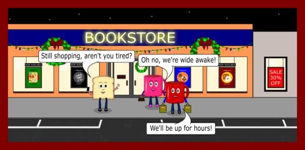 Design Book Store