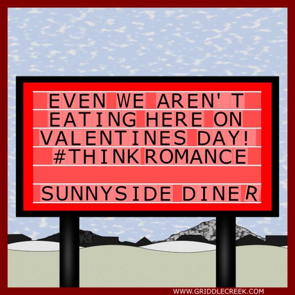 Design Marquee Valentine's