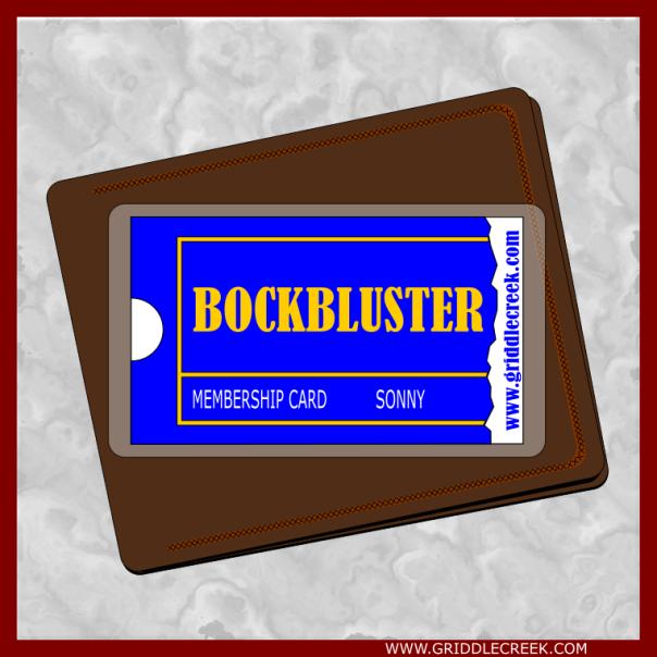 Design Blockbuster card