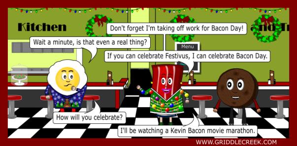 Design Bacon Day